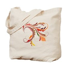 Harvest Flourish Tote Bag