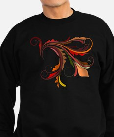 Harvest Flourish Sweatshirt (dark)