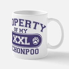 Bichonpoo PROPERTY Mug