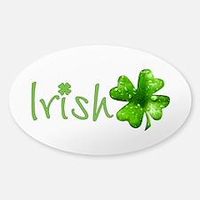Irish Keepsake Decal