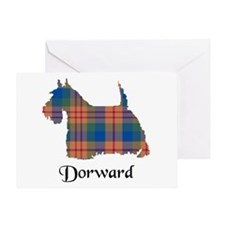 Terrier - Dorward Greeting Card