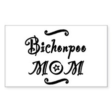 Bichonpoo MOM Decal