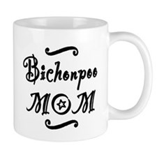 Bichonpoo MOM Mug