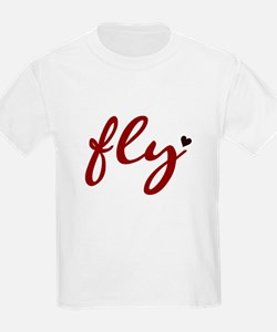 Fly (kids) Kids T-Shirt