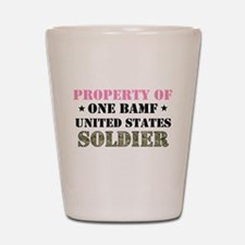 Unique Soldier Shot Glass
