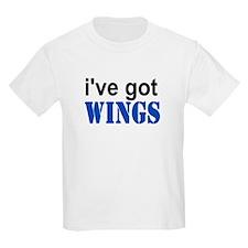 I've got Wings (kids) Kids T-Shirt