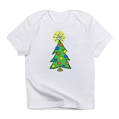 ILY Christmas Tree Infant T-Shirt