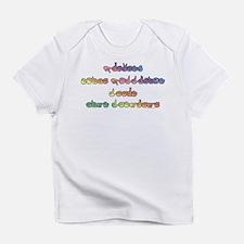 Pastel PREVENT NOISE POLLUTION Infant T-Shirt