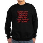 panties Sweatshirt (dark)