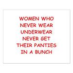 panties Small Poster