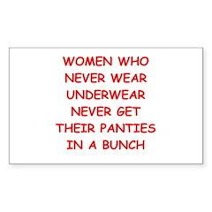 panties Decal
