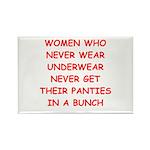 panties Rectangle Magnet (100 pack)