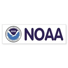 NOAA Bumpersticker