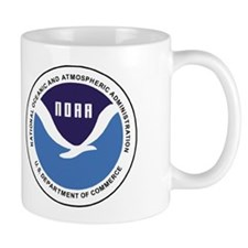 NOAA 11 Ounce Small Small Mug