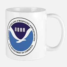 NOAA 11 Ounce Small Small Mug