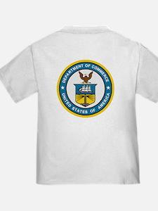 NOAA Kid Shirt 2<BR> Back Image