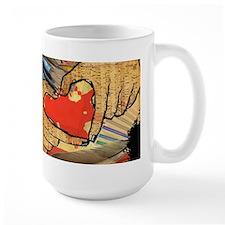 Heart of an Artist Mug