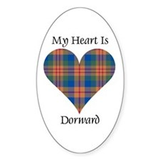 Heart - Dorward Decal