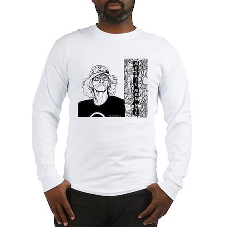 MosaicManNYC Classic Logo Long Sleeve T-Shirt