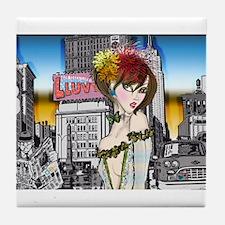 Lluvy Tile Coaster