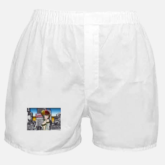 Lluvy Boxer Shorts