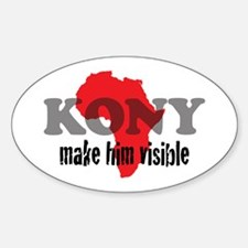 Stop Kony 2012 Decal