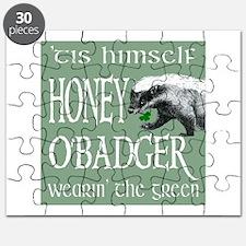 Honey O'Badger Puzzle