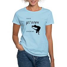 I have get down male dancer T-Shirt
