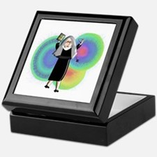 Catholic Nuns Christmas Keepsake Box