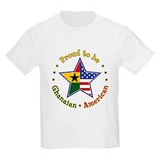 Proud_Ghana_white T-Shirt