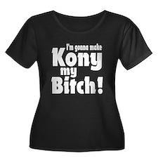I'm Gonna Make Kony My Bitch T