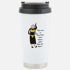 Catholic Nuns Christmas Travel Mug
