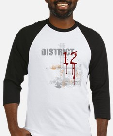 District 12 - Hunger Games Baseball Jersey