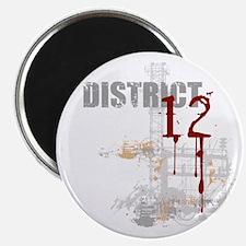 District 12 - Hunger Games Magnet