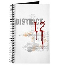 District 12 - Hunger Games Journal
