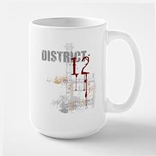 District 12 - Hunger Games Mug