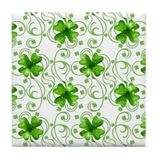 Irish Keepsake Tile Coaster
