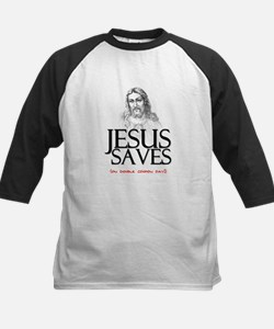 Jesus Saves on Double Coupon Day Tee