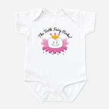 The Tooth Fairy Rocks Infant Bodysuit