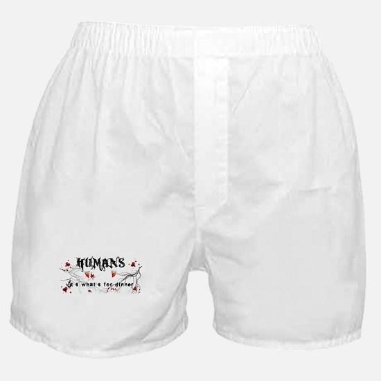 Vampire Lovers Boxer Shorts