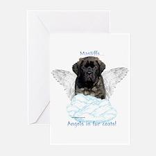 Mastiff 198 Greeting Cards (Pk of 10)