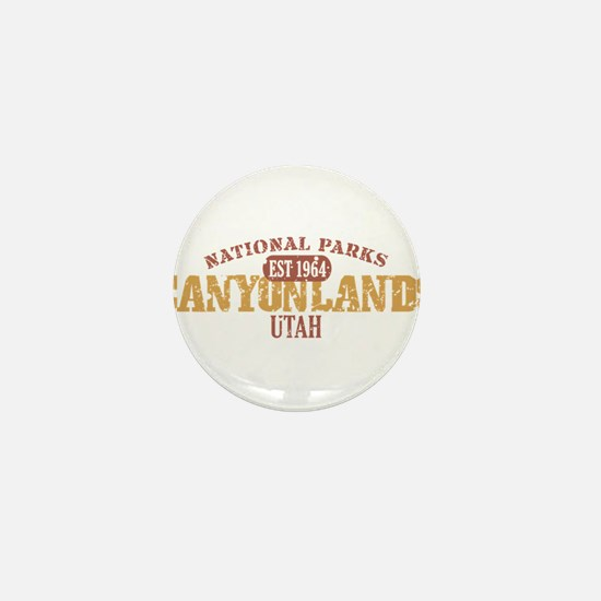 Canyonlands National Park UT Mini Button