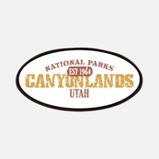 Canyonlands National Park UT Patches