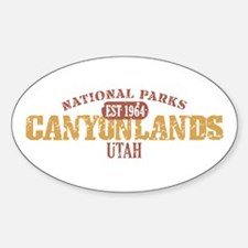 Canyonlands National Park UT Decal