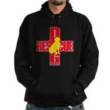 Rescue Dog Savior #4 Hoodie