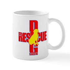 Rescue Dog Savior #4 Mug