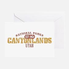 Canyonlands National Park UT Greeting Card