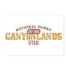 Canyonlands National Park UT Postcards (Package of