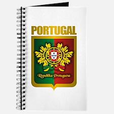 """Portuguese Gold"" Journal"