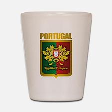 """""""Portuguese Gold"""" Shot Glass"""